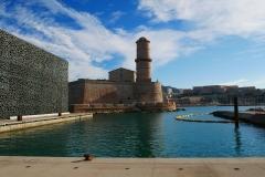 Fort St Jean Marseille quartiers suds