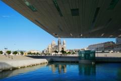Villa Méditérannée Marseille quartiers suds