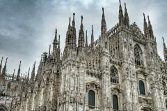 Dôme de Milan extérieur