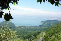 Nha Trang route au Viêt Nam
