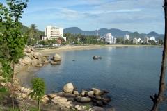 Nha Trang Bai Sau au Viêt Nam