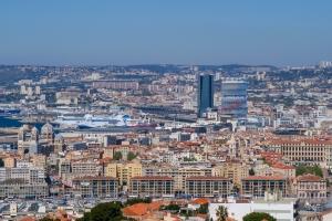 Les deux Tours Marseille