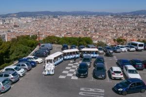 Petit Train  Notre Dame de la Garde Marseille