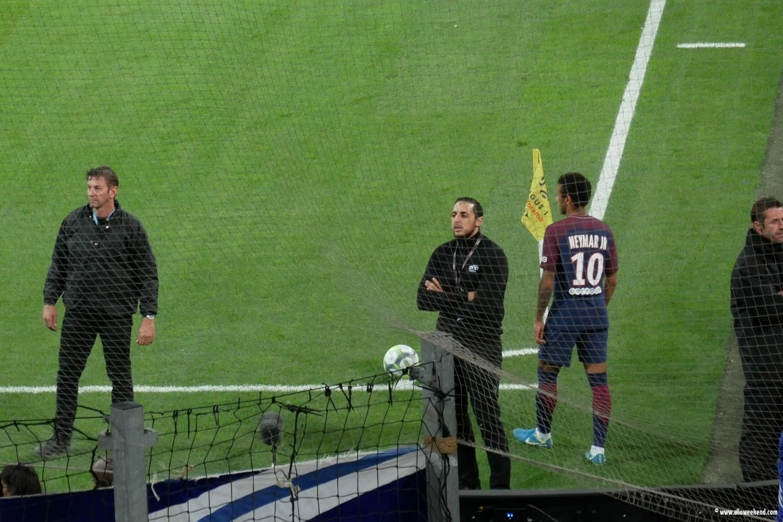 corner neymar