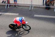 Cycliste TDF Marseille