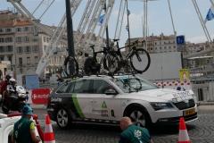 Caravane TDF Marseille Port