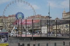 Ombrière Marseille TDF