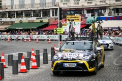 voiture direct energie TDF