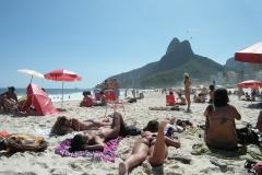 Copacabana plage