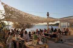 Restaurant bord de mer Marignane