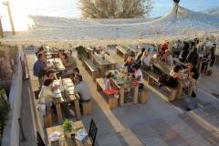 Restaurant bord de mer Vitrolles