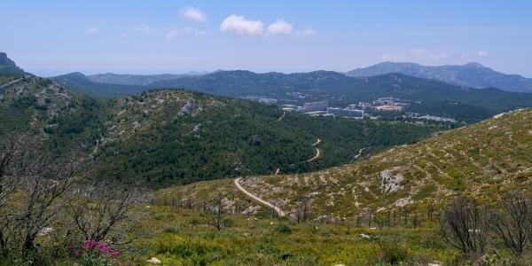 Col de la Gineste Marseille 25