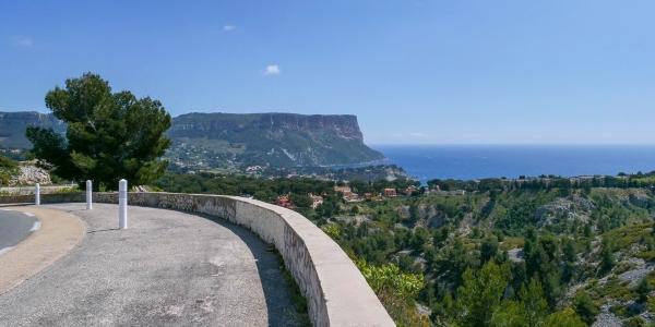 Col de la Gineste Marseille Cassis-38