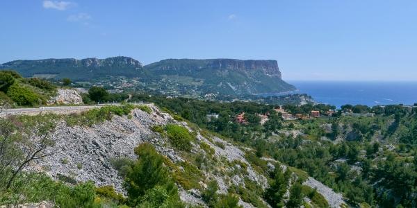 Col de la Gineste Marseille Cassis