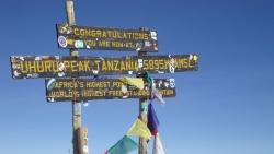 sommet Tanzanie