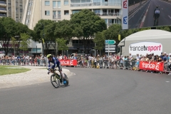 Tour de France rond point
