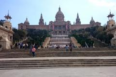 Barcelonne monument