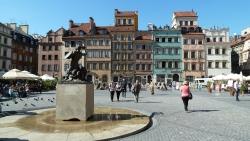 Place du château Varsovie