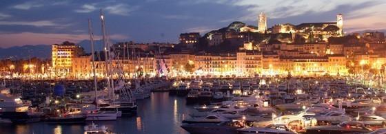 Soirée Bleue Vieux Port de Marseille