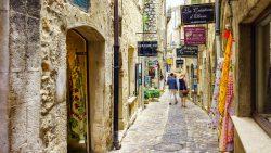 Visiter les boutiques et galeries d'art à Saint Paul de Vence