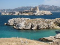 Balade aux îles du Frioul à Marseille