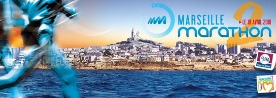Marathon de Marseille 2010