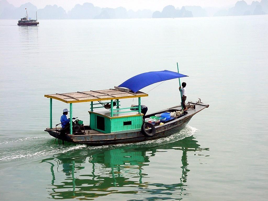 Voyage au Viêt Nam : la célébrissime  baie d'Ha Long