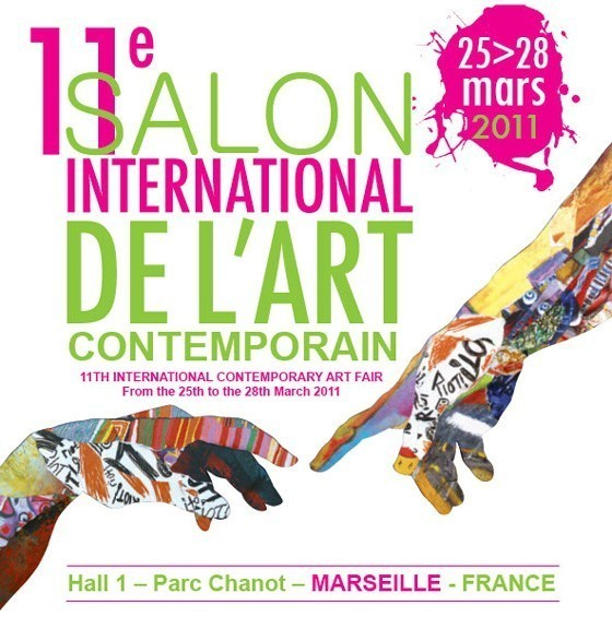 Aller au Salon International de l'Art Contemporain à Marseille