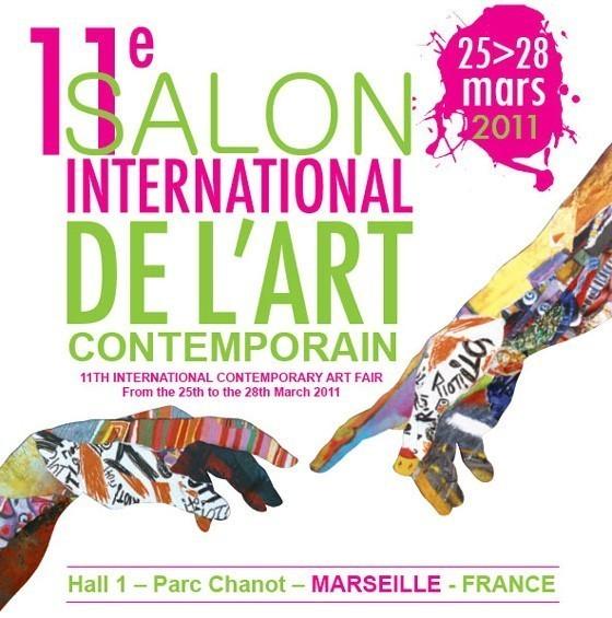 Aller au Salon International de l'Art Contemporain à Marseille
