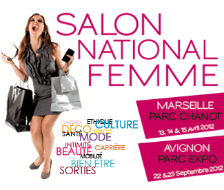 Le Salon national de la femme à Marseille