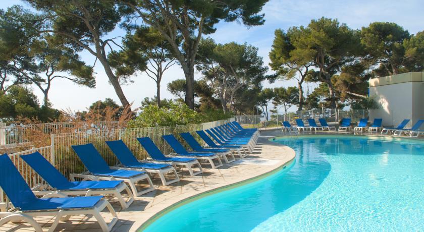 Location de vacances à Carry-le-Rouet Hôtel club Vacanciel