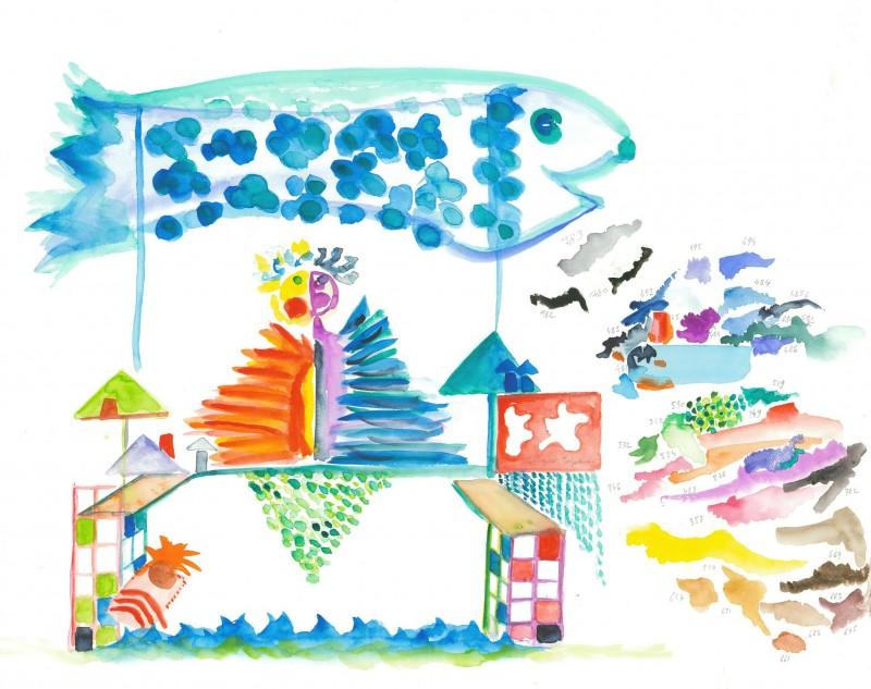 L'atelier du livre qui rêve à Nantes exposition Yves Vedrenne