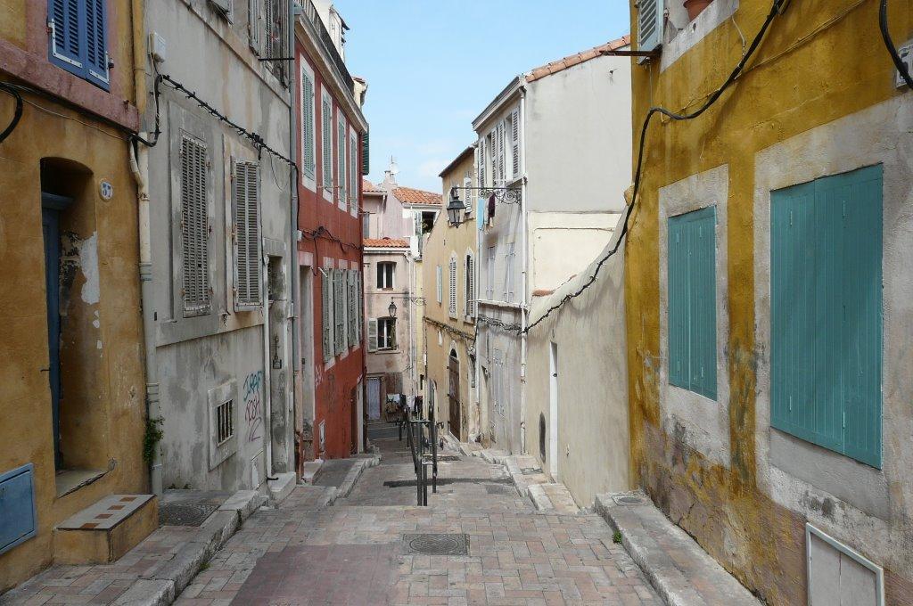 Tourisme à Marseille : balade dans le quartier du Panier
