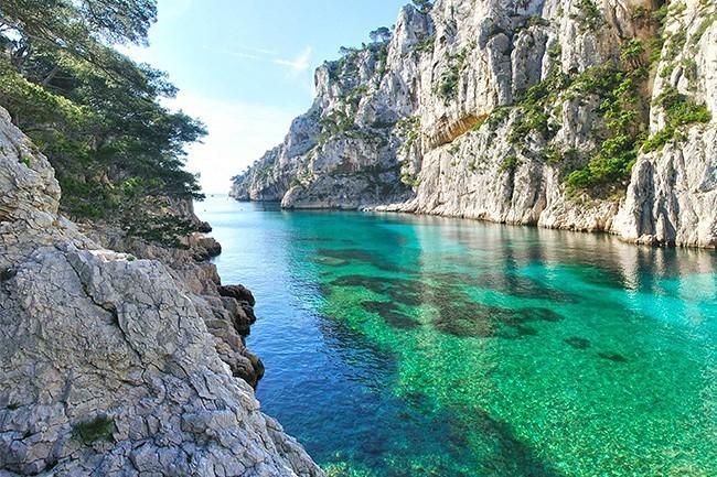 Calanque d'En Vau Marseille