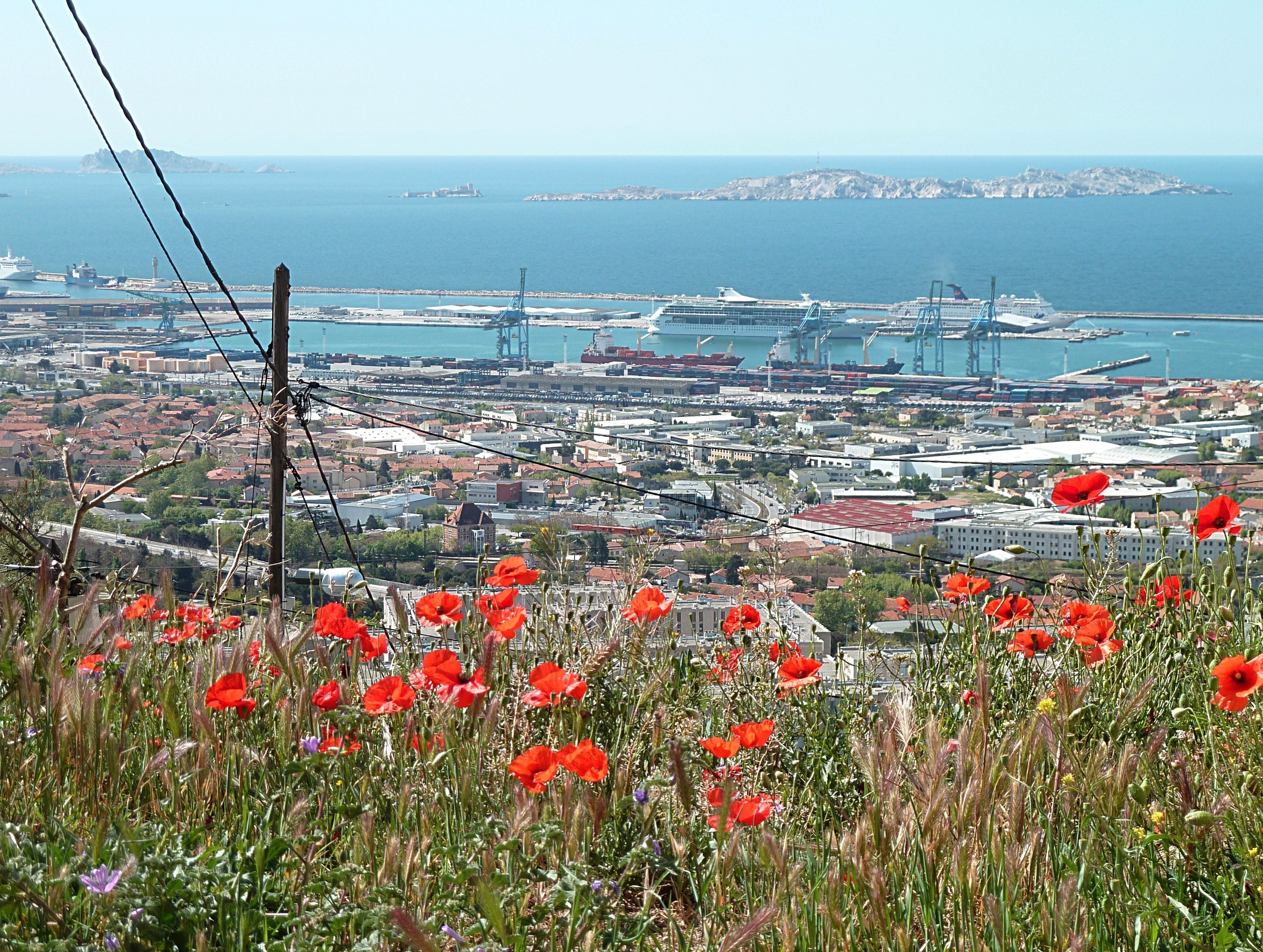 Portail Culture de la Ville de Marseille – GR 2013, la meilleure façon de marcher