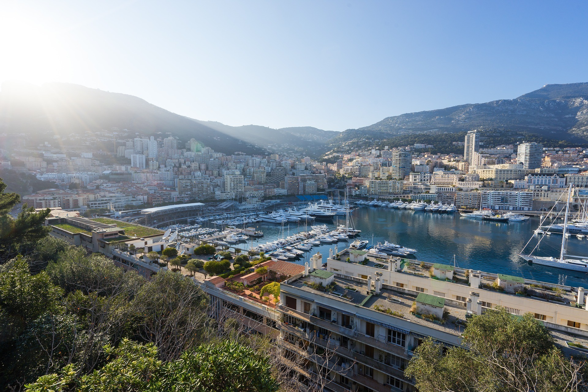 Wee-kend gourmand dans un hôtel 4 étoiles à Monte Carlo