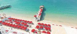 Week-end et court séjour à Antibes au Garden Beach 4 étoiles