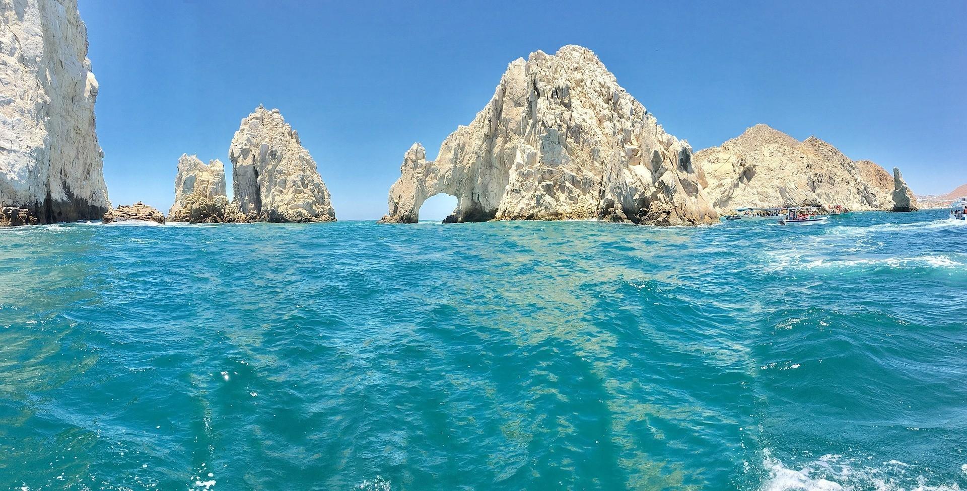 Mexique océan