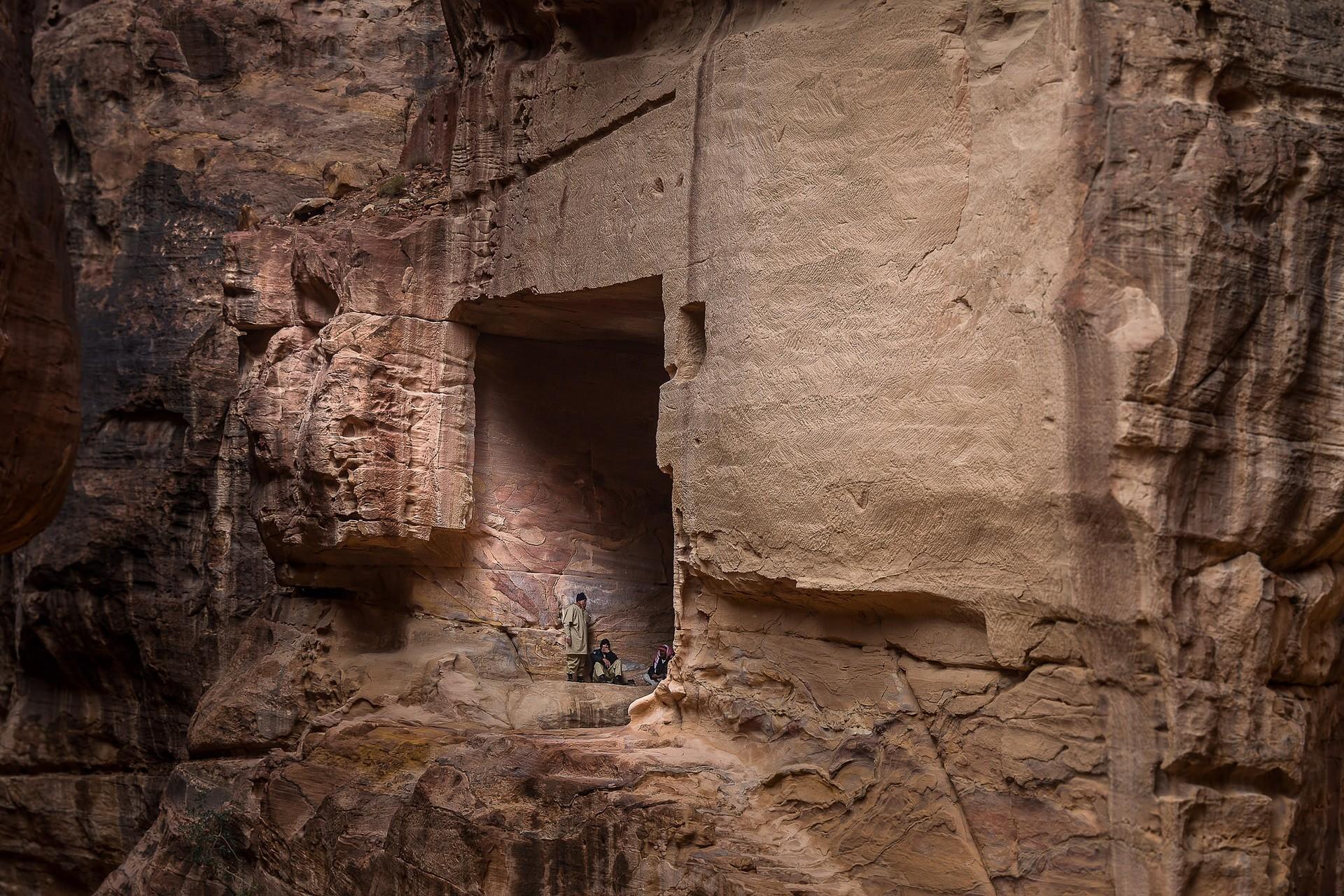 Voyage à faire à Pétra cité antique monumentale en Jordanie