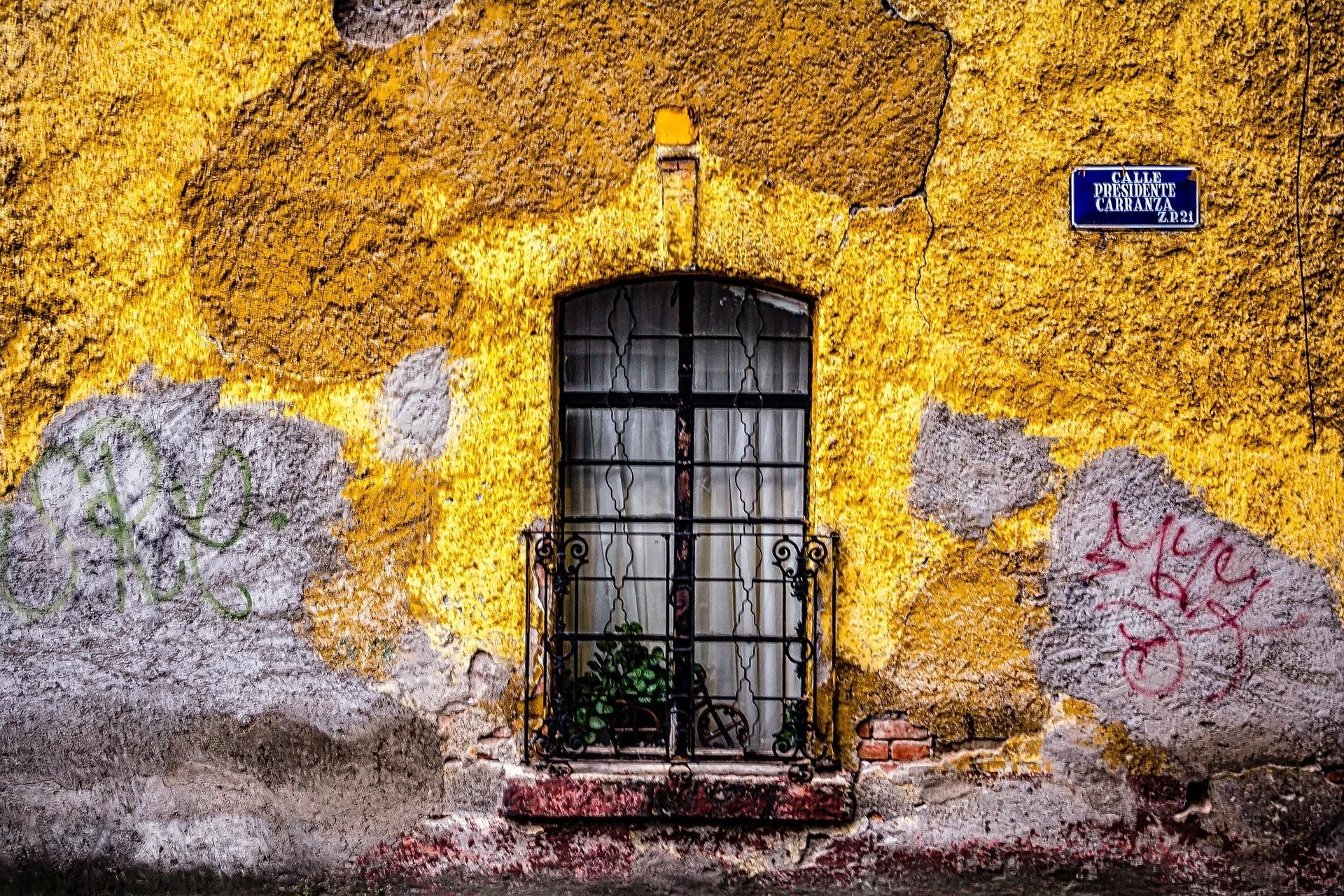Label villages magiques du Mexique dans le centre du pays