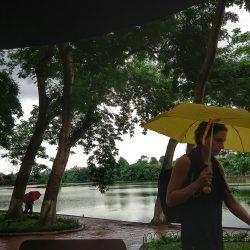 Photos de Hanoi en 2016 autour du Lac Hoan Kiem
