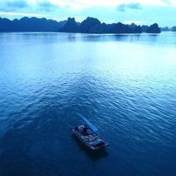 Croisière 5 étoiles en jonque sur la Baie de Ha Long au Viêtnam