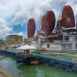 Croisière sur la Baie de Ha Long au Viêtnam, des excursions très variés
