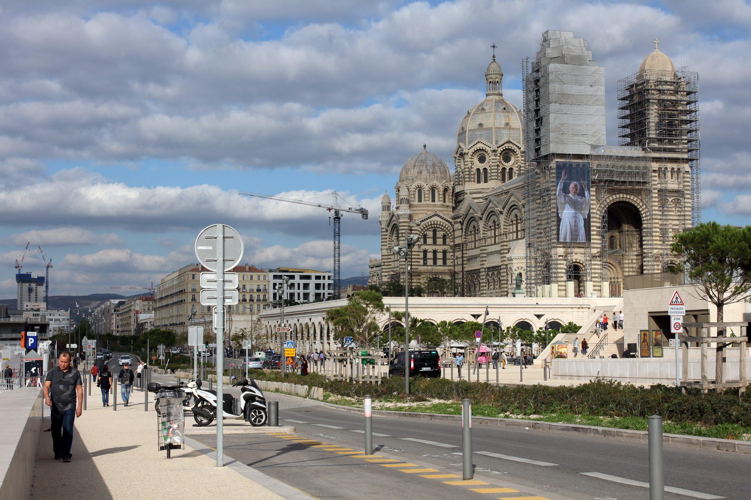 Weekend dans la métropole de Marseille, terre promise européenne