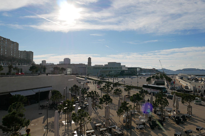 Marseille quartiers sud