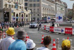 Le Tour de France à Marseille