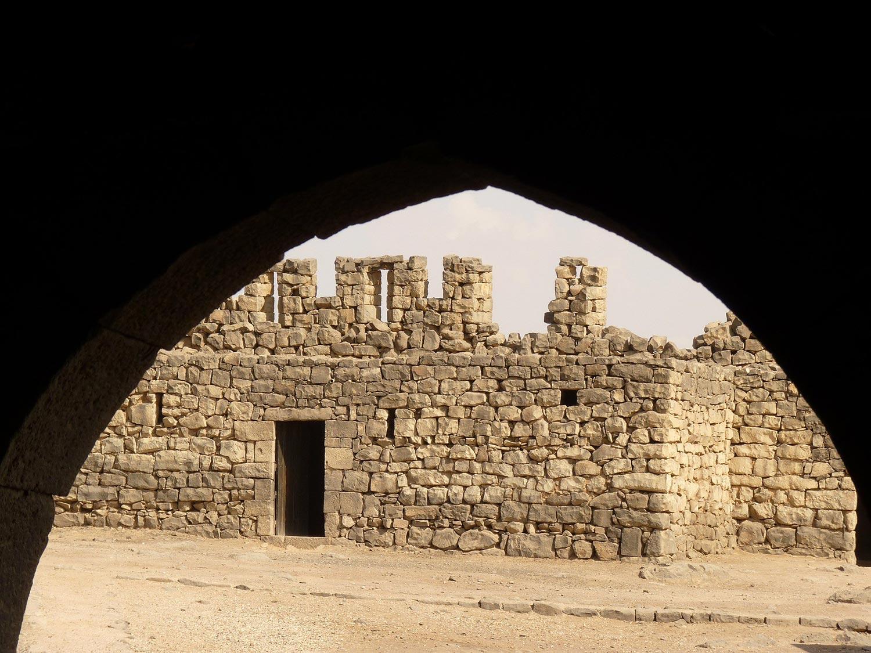 azraq jordanie