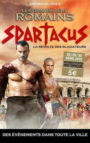 Spartacus aux Arènes de Nîmes