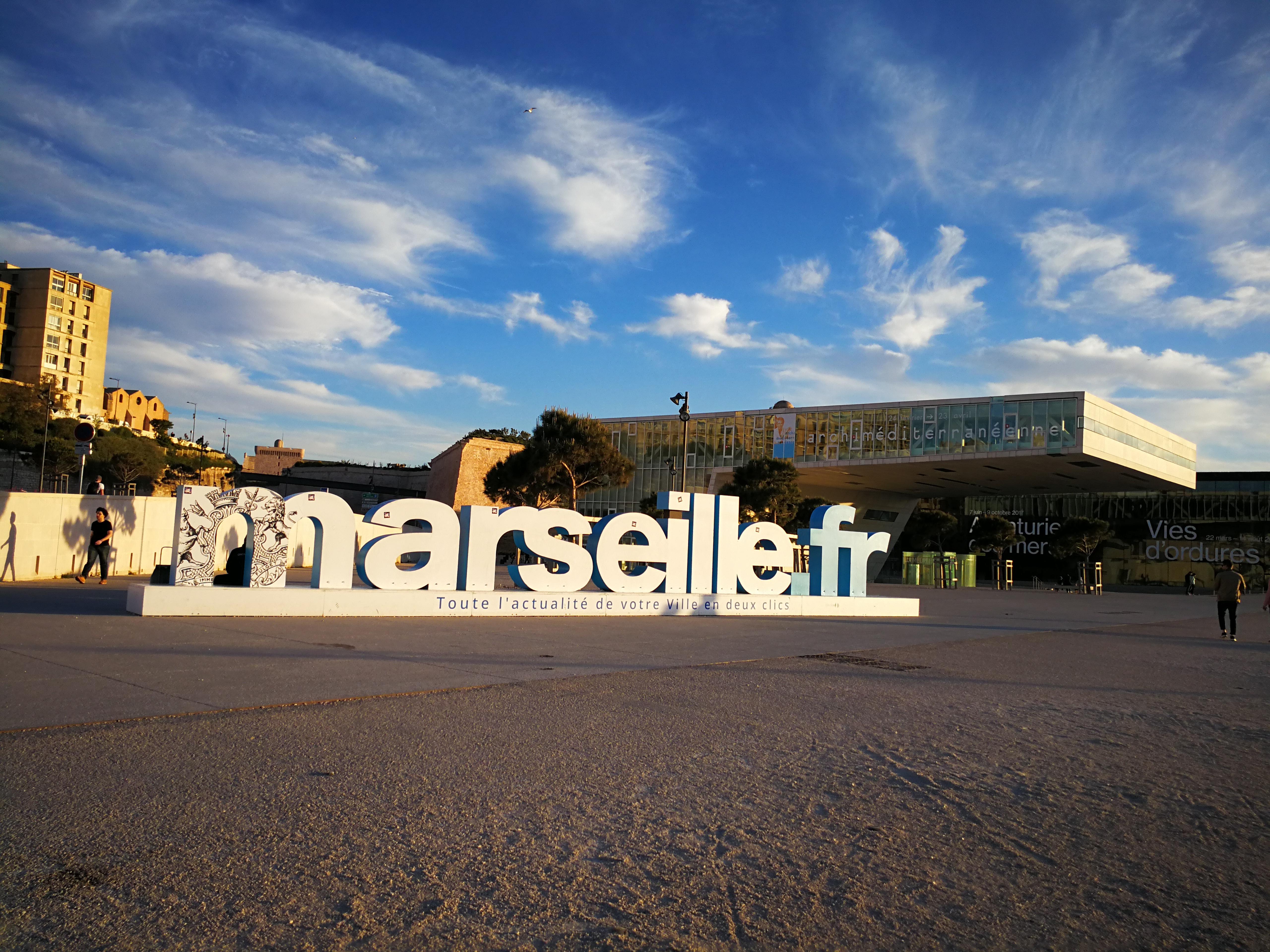 Weekend à Marseille