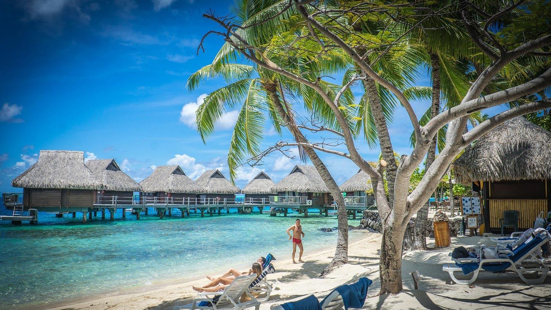 Destination de vacances pour faire de la plongée : la Polynésie française